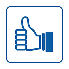 thumbs-up-blue